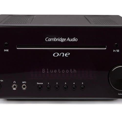 cambridge audio one zwart