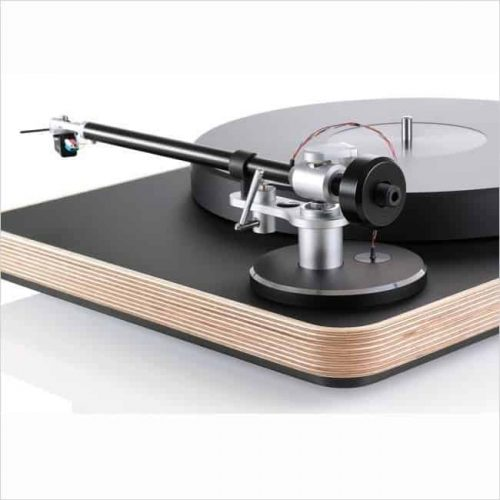 clearaudio concept wood arm