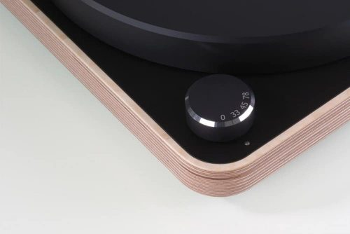 clearaudio concept wood knop