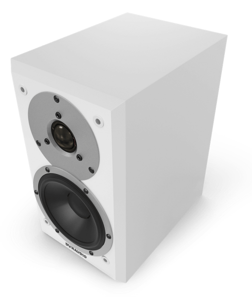 dynaudio emit m white side