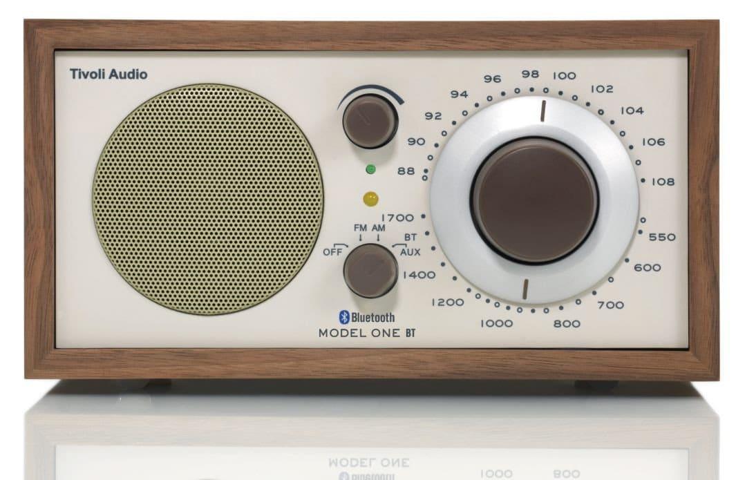 tivoli audio model one bt radio sound gallery. Black Bedroom Furniture Sets. Home Design Ideas