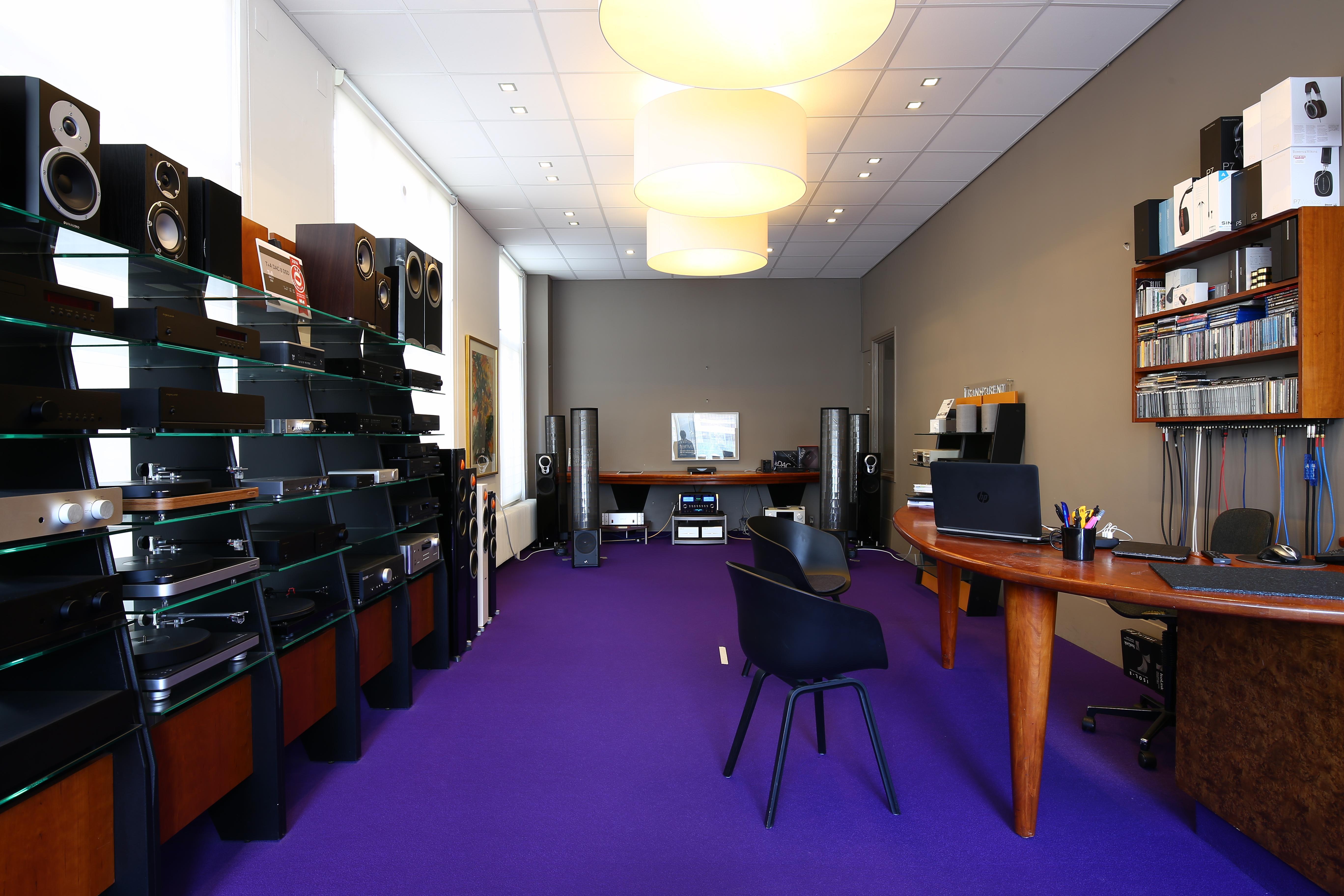 Multiroom luisterkamer Groningen