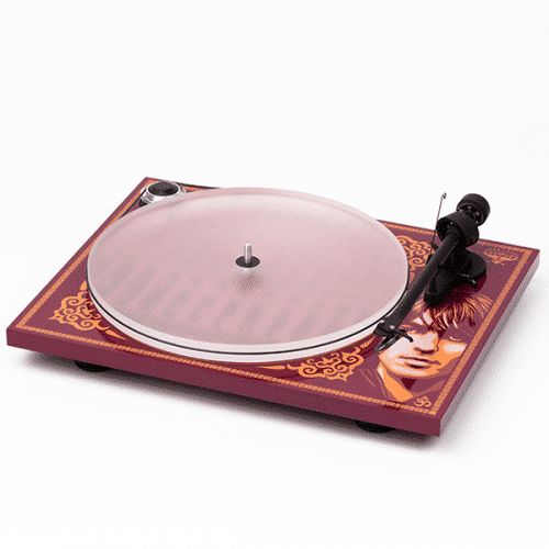 Pro-Ject Essential III George Harrison limited edition recordplayer