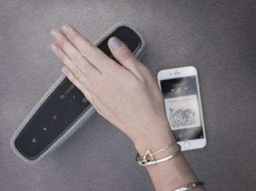 cambridge audio yoyo s gesture control