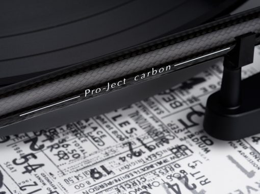 Pro-Ject Carbon The Beatles 1964 Recordplayer