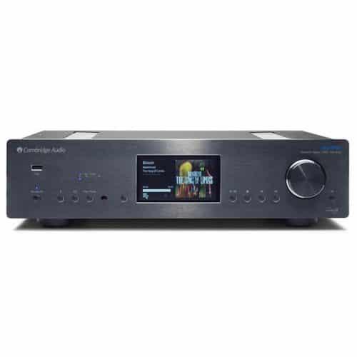 Cambridge Audio 851N Netwerkspeler Streamer Netwerkstreamer Mediaspeler Voorversterker Sound Gallery