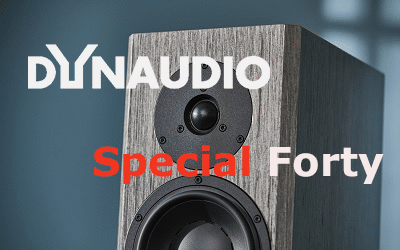 Special Forty Blog Dynaudio