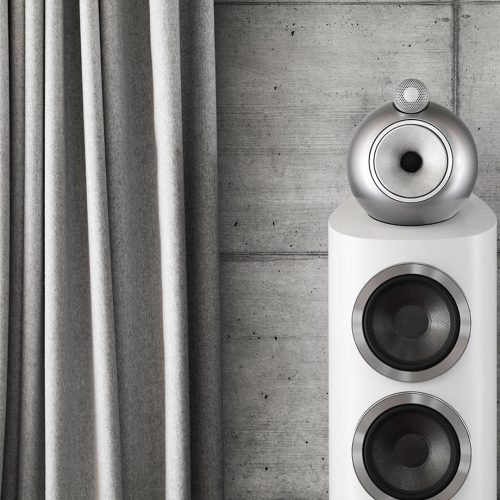 Bowers & Wilkins 803 D3 wit
