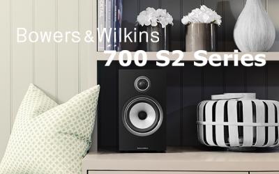 Bowers & Wilkins 700 S2 Series Luidsprekers