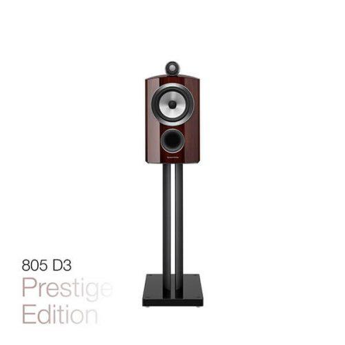 Bowers & Wilkins 805 D3 Prestige Editie Santos Rosewood Monitor Luidspreker Boekenplank Speaker Sound Gallery