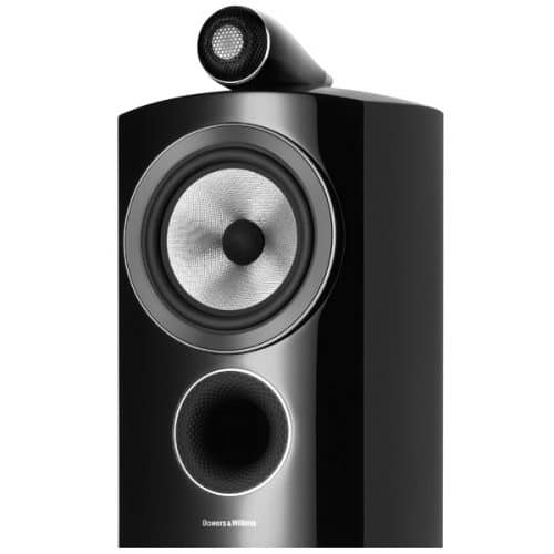 Bowers & Wilkins 805 D3 High Gloss Black Monitor Luidspreker Boekenplankspeaker Tweeter On Top Diamond Continuum Sound Gallery