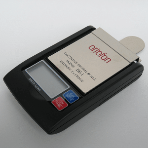 Ortofon DS-1 digitale naalddrukweger