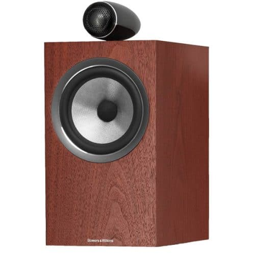 Bowers & Wilkins 706 S2 Monitor Luidspreker Boekenplankspeaker Tweeter On Top Sound Gallery