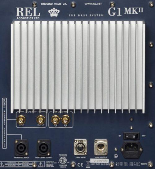 REL G1 Mark II
