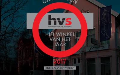 Hifi Winkel van het Jaar 2017 – Dit zeiden onze klanten