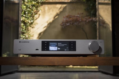 Cambridge Audio CXN V2 Luna Grey Netwerkspeler Streamer