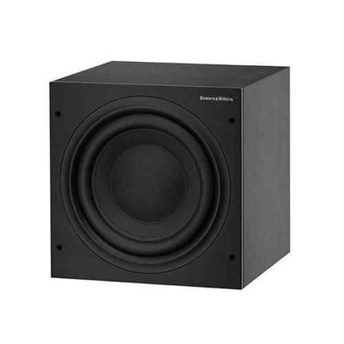 Bowers & Wilkins ASW608 Actieve Subwoofer 200 Watt Home Cinema Stereo Surround LFE Sound Gallery