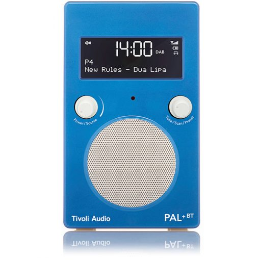 Tivoli Audio Pal+ BT Bluetooth Radio