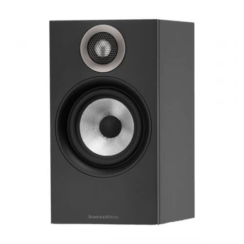 Bowers & Wilkins 607 Monitor Luidspreker Boekenplankspeaker Sound Gallery