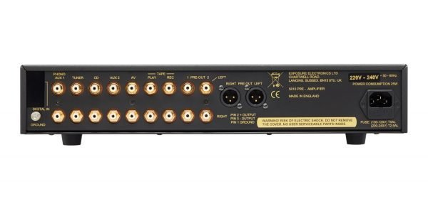 Exposure 5010 Pre Amplifier Voorversterker