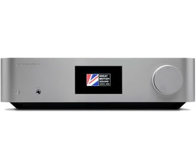 Cambridge Audio Edge NQ Streamer Netwerkspeler Voorversterker
