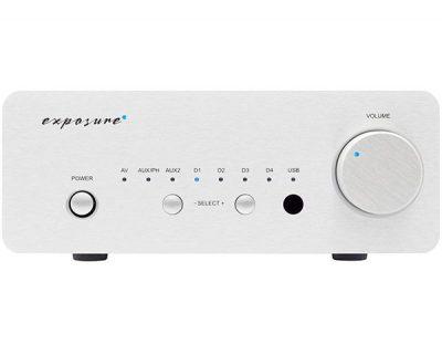 Exposure XM5 Integrated Amplifier Geïntegreerde Versterker