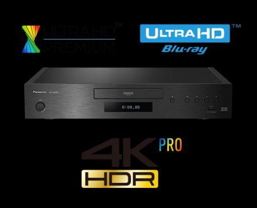 Panasonic DP-UB9004 Blu-ray speler