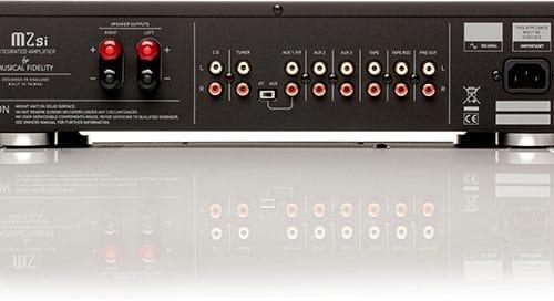 Musical Fidelity M2si Stereo Versterker