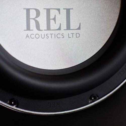REL S510 Actieve Subwoofer 500 Watt