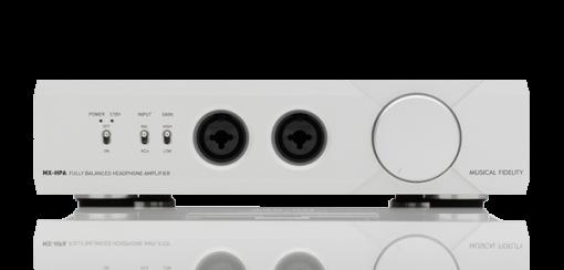 Musical Fidelity MX-HPA Hoofdtelefoon versterker