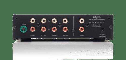 Musical Fidelity LX2-LPS Phono Versterker Phonotrap Phono voorversterker