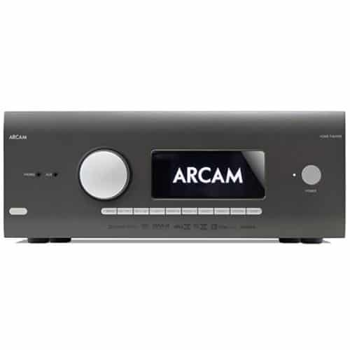 Arcam AV40 AV Processor Surround Processor Dirac Live Google Cast uPnP Sound Gallery