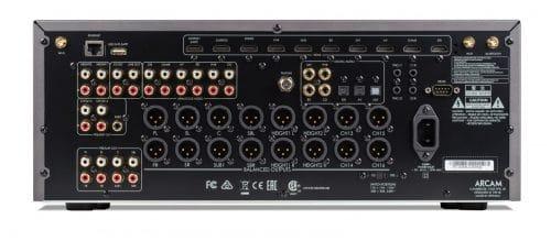 Arcam AV40 AV Processor Surround Processor Dirac Live Google Cast uPnP Sound Gallery