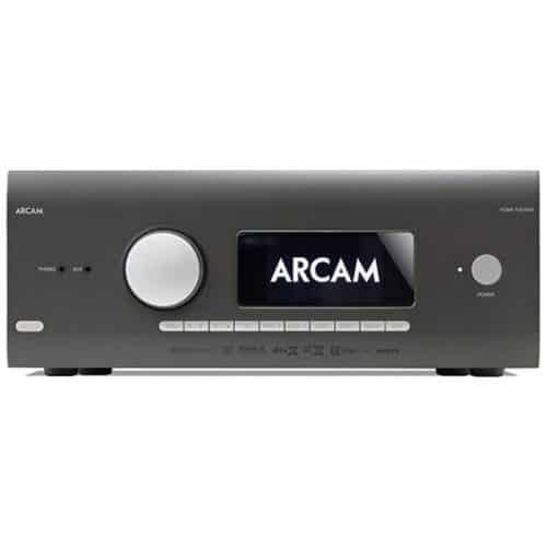 Arcam AVR1s0 AV Receiver Surround Receiver Dirac Live Google Cast uPnP Sound Gallery