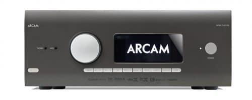 Arcam AVR10 AV Receiver Surround Receiver Dirac Live Google Cast uPnP Sound Gallery