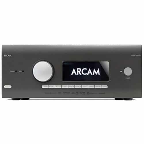 Arcam AVR20 AV Receiver Surround Receiver Dirac Live Google Cast uPnP Sound Gallery