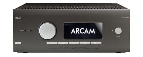 Arcam AVR20 AV Receiver Surround Receiver Dirac Live Google Cast uPnP Sound Gallery