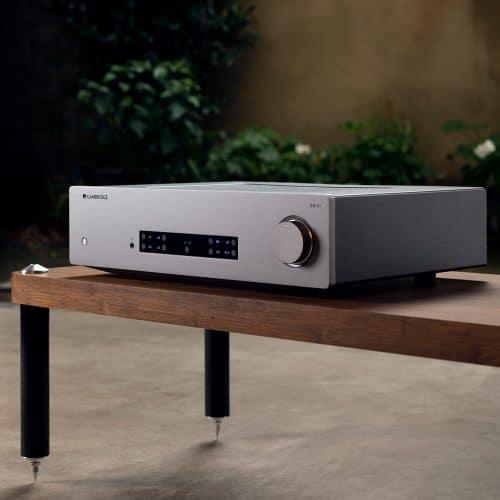 Cambridge Audio CXA81 Luna Grey Stereo Versterker Geïntegreerde Versterker