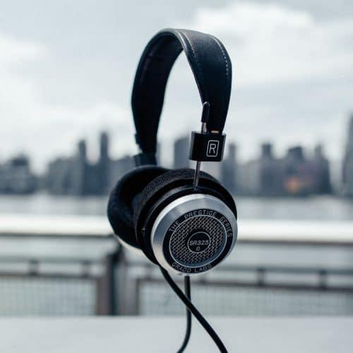 Grado SR325e Hoofdtelefoon Koptelefoon Headphone