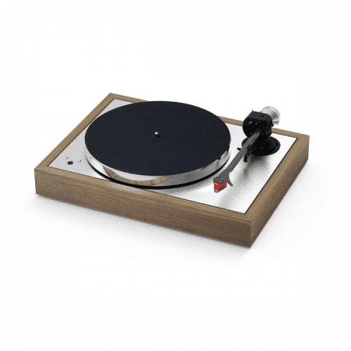 Pro-Ject Classic Evo platenspeler draaitafel Ortofon 2M Silver MM Element Sound Gallery