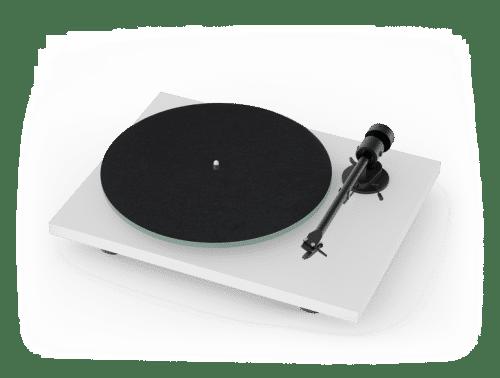 Pro-Ject T1 Platenspeler Draaitafel Ortofom OM5e mm element Sound Gallery
