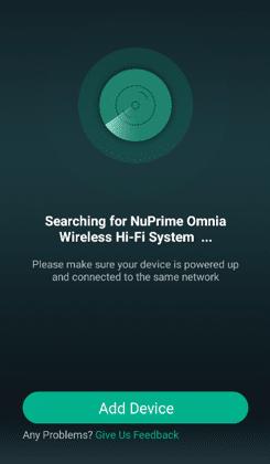 NuPrime Audio WR-1 Netwerkspeler Netwerkstreamer Streamer Mediaspeler
