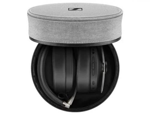 Sennheiser Momentum 3.0 Wireless Draadloze Hoofdtelefoon Active Noise Cancellation Koptelefoon Sound Gallery