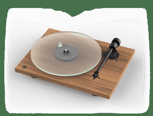 Pro-Ject T1 Phono SB Platenspeler Draaitafel Ortofom OM5e mm element Phono Versterker Speedbox Sound Gallery