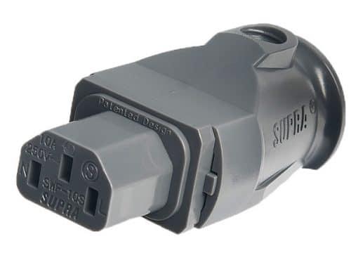 Supra LoRad SW-10S Contra Netsterker 230V 10A Sound Gallery