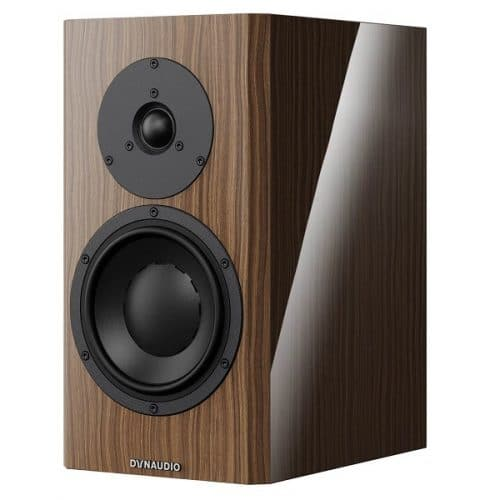 Dynaudio Special Forty Ebony Wave High Gloss Monitor Luidspreker Speaker Boekenplankspeaker Sound Gallery