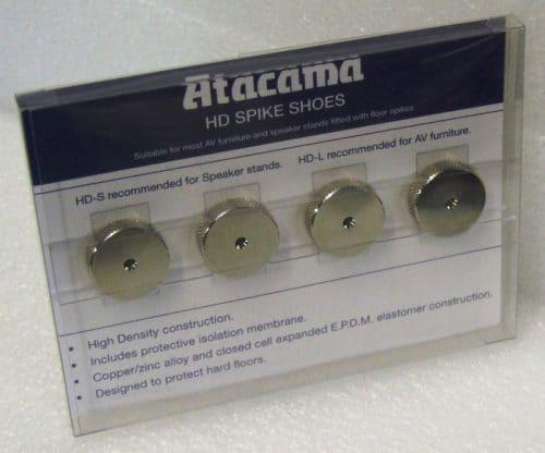 Atacama HD-S 20 Spike Shoes Onderlegschijfjes voor spikes Sound Gallery
