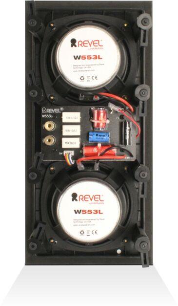 Revel W553L In-Wall Speakers Inbouwspeakers Luidsprekers Sound Gallery