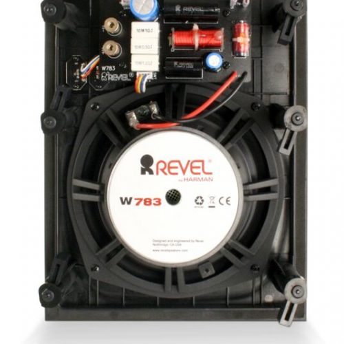 Revel W783 In-Wall Speakers Inbouwspeakers Luidsprekers Sound Gallery