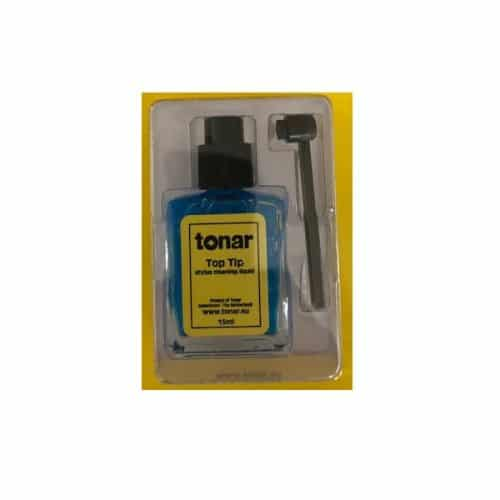 Tonar Top Tip Stylus Cleaning Kit 5553 Naalden reiniger Pickup Draaitafel Platenspeler Element Reinigingsvloeistof Sound Gallery Thumbnail